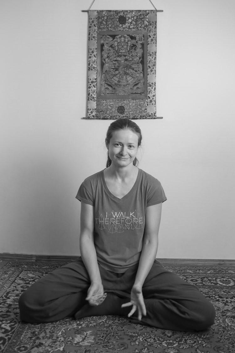 Татьяна Задерновская —  психолог, кандидат психологических наук, сертифицированный  специалист по Модуляции Телесности.