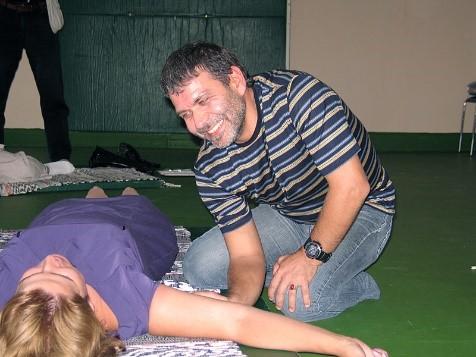 Фестиваль практик развития «ТЕЛЕСНАЯ ДУХОВНОСТЬ®». Сентябрь 2008 года.