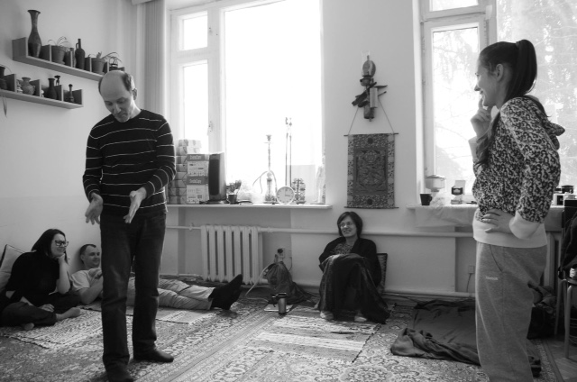 Терапевтическая группа доп. проф. образования, Москва 2016 г.