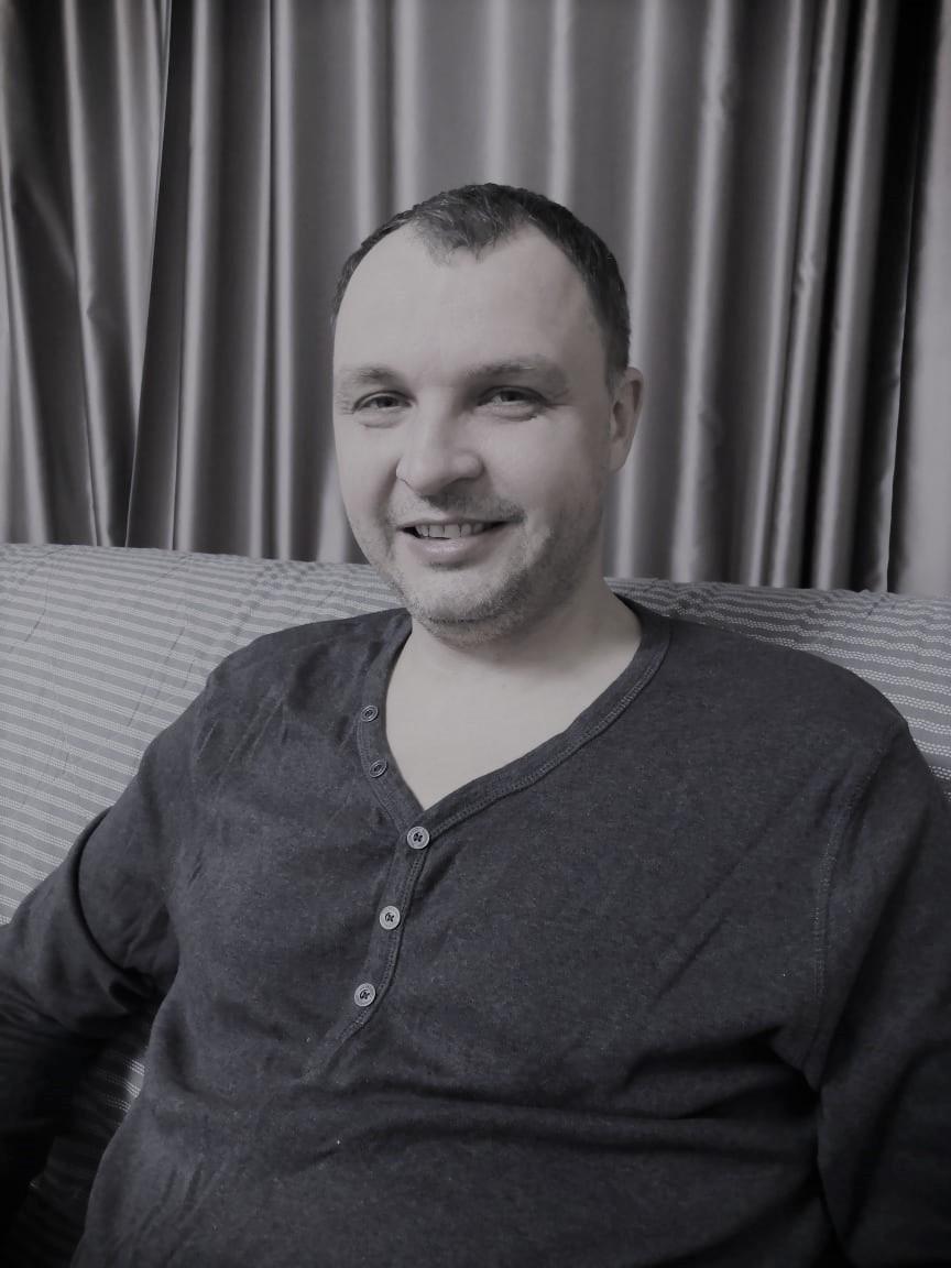 Виктор Гуляев – клинический психолог, член Альянса Соматических Психотерапевтов   и телесных практиков (АСП)